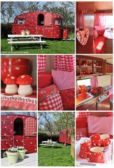 trailer vermelho