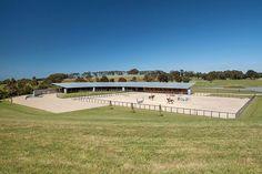 Galeria de Centro Equestre / Seth Stein Architects + Watson Architecture+Design - 6