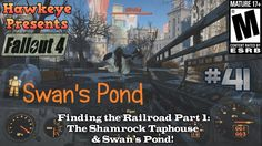 Fallout 4 - Episode #41: Finding the Railroad Part 1: Shamrock Taphouse ...