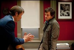 """Is this Hannibal or Will's show? 