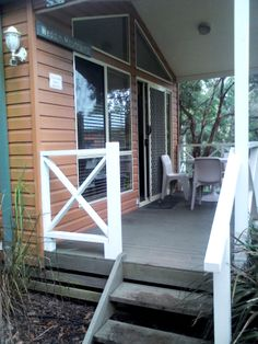 Lane Cove Caravan Park, great cabins