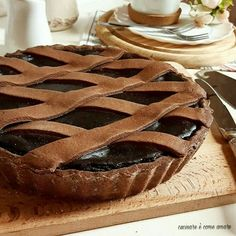 Profiteroles, Ricotta, Apple Pie, Kids Meals, Nutella, Real Food Recipes, Delicious Desserts, Food And Drink, Chocolate