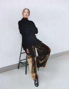 lolaveda: Christy Turlington by Patrick Demarchelier for Harper's Bazaar September 1993