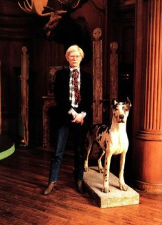 Unabashedly Prep - Icons of Style: Andy Warhol