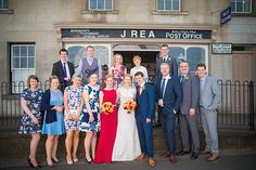 Feature: How to Take the Stress Out of the Wedding Family Shots