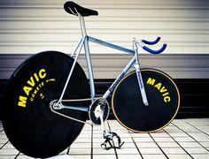 Panasonic Funny Bike, via Flickr.