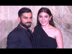 Anushka Sharma With Boyfriend Virat Kohli At Manish Malhotra's 51st Grand Birthday Bash.