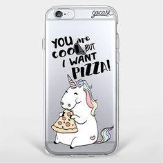 Custom Favorite Pizza Phone Case