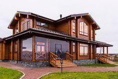 Una mansión de madera ¡El sueño de cualquiera! (De Jorge Gonzalez)