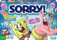 Sorry Spongebob Squarepants