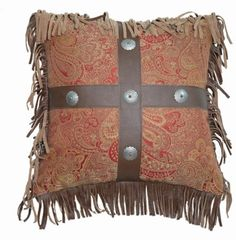 large western pillows