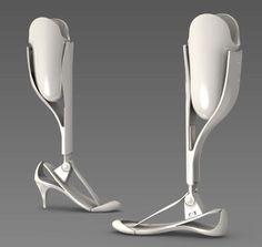 Prosthetic leg  www.sporkability.org