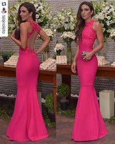 Vestidos de fiesta Red Wedding Dresses, Gala Dresses, Event Dresses, Summer Dresses, Formal Dresses, Evening Outfits, Evening Gowns, Dinner Gowns, Beautiful Gowns