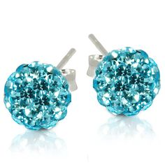 Get FREE 2 CT Crystal Ball Studs! - http://freebiefresh.com/get-free-2-ct-crystal-ball-studs/