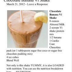 Tasty body by vi shake recipe