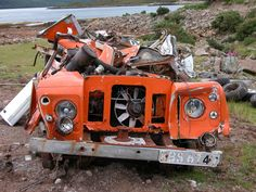 Land Rover Serie 1, Land Rover Car, Used Land Rover, Jaguar Land Rover, Land Rover Defender 110, Land Rovers, Landrover Defender, Car Dump, Abandoned Cars