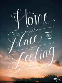 Monday Quote: Home - Free People Blog