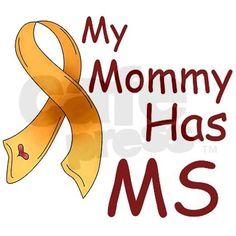 Multiple Sclerosis Kids Dark T-Shirt