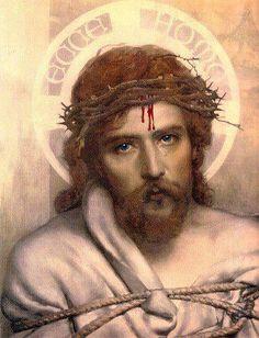 The Catholic Church Alone. The One True Church of Christ. Jesus Our Savior, Heart Of Jesus, God Jesus, Pictures Of Jesus Christ, Jesus Christ Images, Religious Images, Religious Art, Our Father In Heaven, Jesus Face