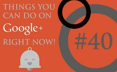 Fantastic SEO tips from Rick Eliason including scheduling Google+ posts to help manage time & engagement