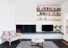 Hawthorn East Home by Quinn Architecture | est living