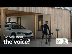 ŠKODA: If Your Legs Could Speak - YouTube