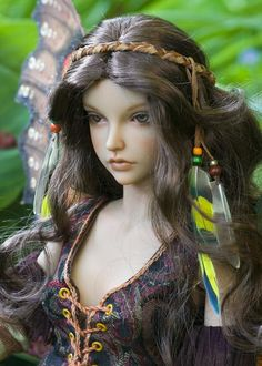 dolls by Martha Boers | Introducing Isar - Favourite Photos 2012 - Antique Lilac