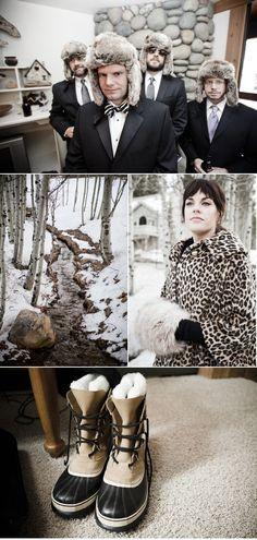 fur details Lake Tahoe Weddings, Winter Weddings, Friend Wedding, Ever After, Wedding Designs, Winter Wonderland, My Best Friend, Style Me, Wedding Inspiration