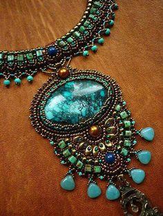 Gorgeous beadwork