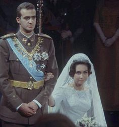 Wedding Messages, Estilo Real, Spanish Royal Family, Royal Weddings, Rey, Royalty, Wedding Day, Image, Beautiful