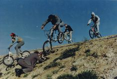 The BMX Boys of E.T. by Emon Hassan