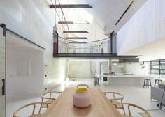 Fitzroy Loft VIC | Architects EAT | Photo: James Coombe | Australian Interior Design Awards