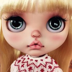 #blythedoll #blythedollcustom #blythedolllove #blythedrawing #customdoll I am from china, I am settler in Seattle…I'like be familiar with someone who is be found of blythe in Seattle.. sorry my pool English…