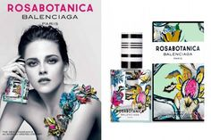Celebrities have over taken the perfume ad industry like this Balenciaga ad with Kristen Stewart. Kristen Stewart, Miley Cyrus, Lady Gaga, Rihanna, Balenciaga Perfume, Perfume Ad, Vash, Elizabeth Olsen, Smell Good