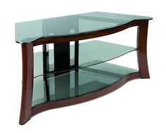 Design kersen TV-meubel voor flatscreen tot 52 inch