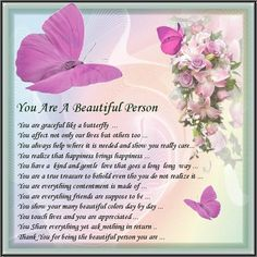 Birthday Quotes : Beautifull Person Card 1 - The Love Quotes Birthday Poems, Birthday Quotes For Daughter, Birthday Quotes For Him, Birthday Blessings, Daughter Quotes, Birthday Prayer, Cousin Birthday, Belated Birthday, Auntie Quotes
