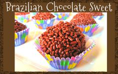 Celebrate with your family and make a delicious Brazilian chocolate sweet together! Brigadeiro is one of the most popular sweets in Brazil, and you can make it in your home too! #JuntosConNestle #sponsored