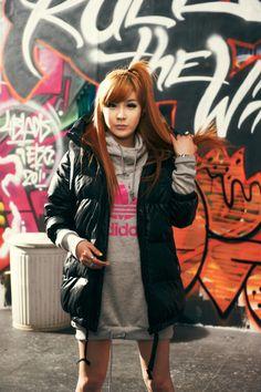 Park Bom (2NE1) I love her!!
