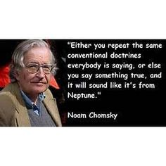 Noam Chomsky Quotes picture 18603