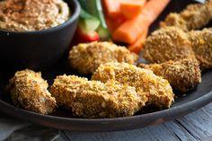 Knasende sprød kylling med cornflakes bagt i ovnen - her får du opskriften på nem og sund aftensmad som smager virkelig lækkert