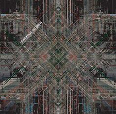 Seldon Hunt -Birchville Cat Motel(album cover) Motel, Album Covers, Amazing Art, City Photo, Patterns, Cats, Block Prints, Gatos, Cat