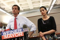 A new documentary about Anthony D. Weiner and his wife, Huma Abedin, a top aide to Hillary Clinton, comes at an uncomfortable time for the Clinton campaign.