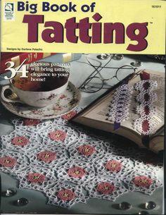 Gallery.ru / Фото #1 - Big Book of Tatting - mula...FREE BOOK!