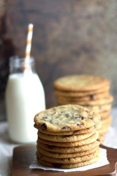 Everyone has a different idea of the perfect chocolate chip cookie. This is my recipe and some tips to creating your version of the perfect chocolate chip cookie.