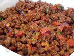 Picadillo - Relleno Básico  This recipe is used in making pastelillos, alcapurrias, stuffed green peppers, piñon and many other dishes.