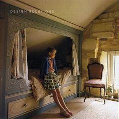Cozy attic room ♥