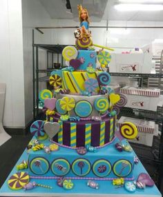 Wow from Carlos Bakery