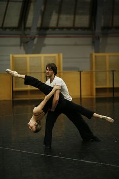 "Paris Opera Ballet: Genus Agnes Letestu and Mathieu Ganio in Frederick Wiseman's ""La Danse."" (Zipporah Films, Inc."