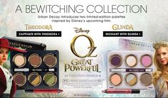 """A limited-edition makeup collection inspired by Disney's """"Oz the Great and Powerful."""""""