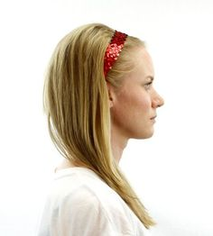 I LOVE these sequin headbands! I wear them to play sports or to workout in. They are cute for basically everything!